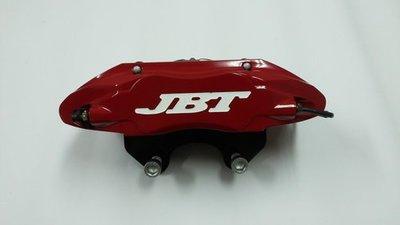 JBT大四活塞/大六卡鉗配單片式330mm剎車碟盤組
