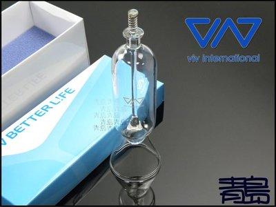 Y。。。青島水族。。。400-02香港VIV---Upright Feeder玻璃 餵食器(超白玻璃)==直立