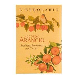蕾莉歐 橙香柑橘香氛芳香包(抽屜用)
