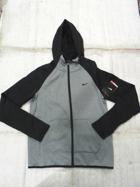 【n0900台灣最便宜】2015NIKE-女排汗保暖夾克-Therma All Time Full-Zip-683657