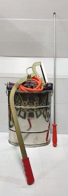 ╭☆優質五金☆╮全新背附式16L噴霧機☆農藥桶☆人力噴霧桶~另有8L