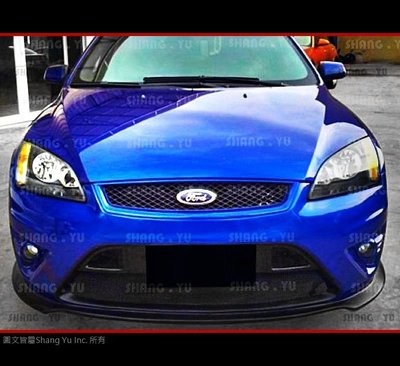 FORD FOCUS  NEW RS  前保桿 05 06 07 08