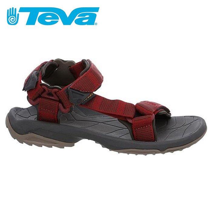 《BEST SPORTS倍斯特體育》TEVA Terra Fi Lite 多功能織帶涼鞋 男 TV1001473AFBR