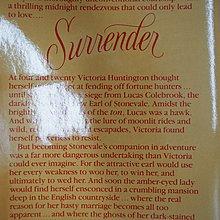 【月界二手書店】Surrender_Amanda Quick_外國羅曼史小說惡魔的降服原文版 〖外文小說〗CJO