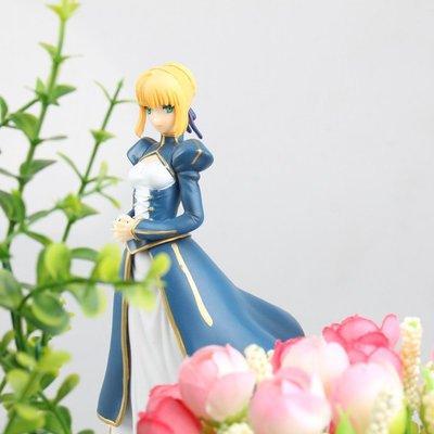 【紫色風鈴3】Fate/Grand Order 命運之夜塞巴藍色禮服Ver. 盒裝 港版