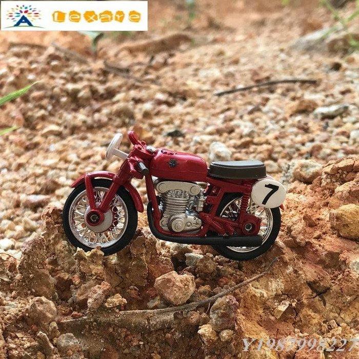 ❀Lexare❀正版散貨 摩托車模型擺件