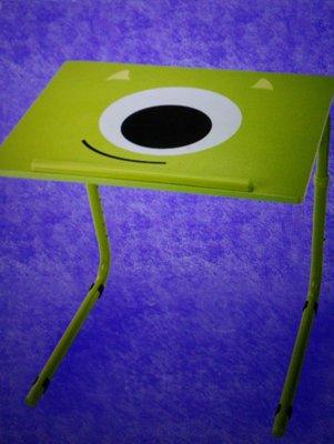 全家皮克斯玩皮好心情單賣歡樂不打折疊桌大眼仔玩具總動員/另有賣玩心總動員怪獸電力公司毛怪椅款超萌卡哇椅