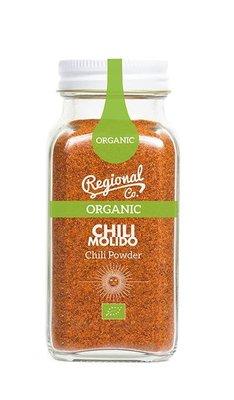 西班牙 Regional 瑞吉諾 有機辣椒粉 80g原價1瓶480特價1瓶408