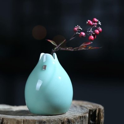 店長嚴選小花瓶小清新個性時尚小花器家居裝飾品水培花瓶容器擺件客廳插花