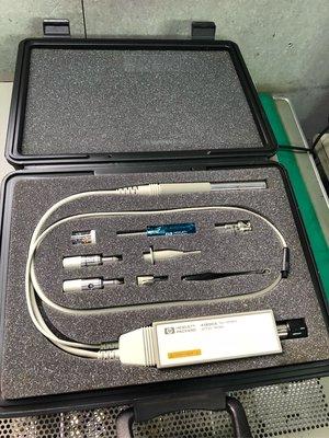 Agilent HP 41800A Active Probe, 5 Hz to 500 MHz主動式測試棒 探測棒