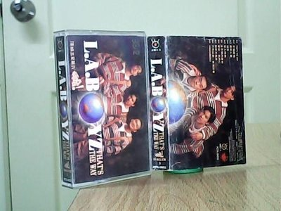 minia柑ㄚ店 二手錄音帶(TAP-088)LA BOYZ 1994年 THAT S THE WAY