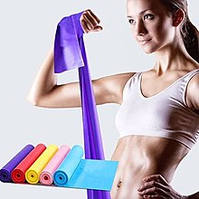 ❃彩虹小舖❃【P498】瑜珈運動彈力帶 拉力帶 健身 男女 阻力帶 力量訓練 拉伸 乳膠 拉力繩 拉力片 皮拉提斯