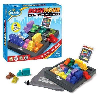 【陽光桌遊世界】(特價) 塞車時刻 Rush Hour 正版桌遊 益智桌上遊戲