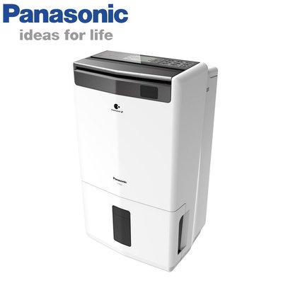 Panasonic國際牌 13L 1級ECONAVI PM2.5顯示 清淨除濕機 F-Y26JH【公司貨保固