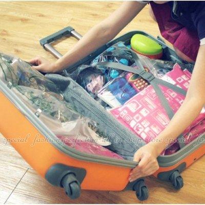 旅行收納袋套裝21入-NG貼紙髒污 整理袋大號Air Mail Pack旅行防水收納夾鏈袋【DG324】◎123便利屋◎