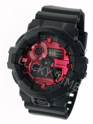 深水步門市 全新正貨1年保養 7日有壞包換 CASIO 卡西歐 手錶 G-SHOCK GA-700AR-1A