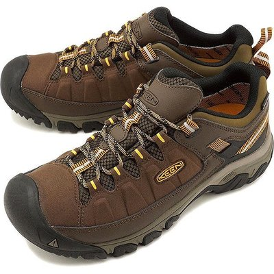 =CodE= KEEN TARGHEE EXP WP 防水皮革戶外登山鞋(咖啡)1017722 WATERPROOF 男