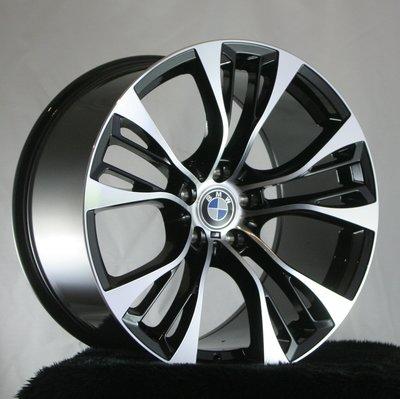 BMW X5 X6專用鋁圈,20吋前後配規格,原廠PERFORMANCE式樣,進口品質,E70 F15 5GT X6皆可