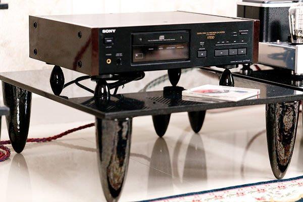 【擎上閣】CD 用特大型陶瓷角錐調音器一組(4件組)買家需自行購買黑金石來組成音響架