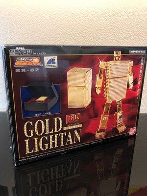 Bandai 超合金魂 黃金戰士 黃金俠 GX32