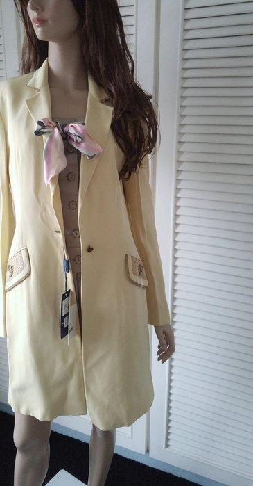 原價五萬五 義大利《CRISTINA SANTANDREA》全新長袖外套