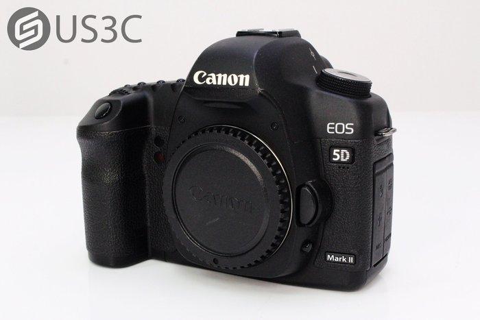 【US3C-小南門店】佳能 Canon EOS 5D Mark II 5D2 單機身 全片幅單眼 2110萬畫素 二手相機