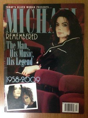 (絶版) Michael Remembered The Mn, His Music, His Legend 麥可傑克森