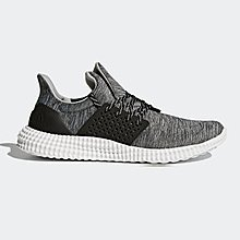 ADIDAS GREY/BLACK ATHLETICS TRAINING SNEAKER - US 9