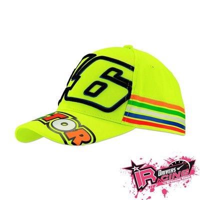 ♚賽車手的試衣間♚ VR46 Rossi 46 DOCTOR CAP 網帽 賽車帽