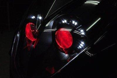 KYMCO 雷霆 RACING 遠近魚眼HID大燈模組改裝 H1 PVC外光圈 惡魔眼LED光圈 電鍍飾圈 40W55W