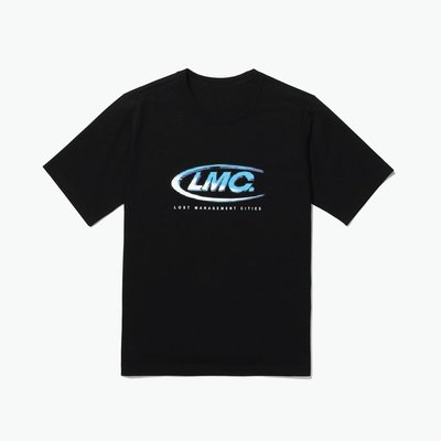 Cover Taiwan 官方直營 LMC 嘻哈 短袖 短Tee 3D 全球 A$AP MOB Rocky 電光藍 黑色