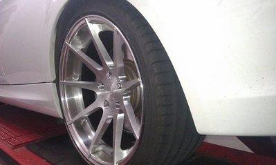 BC 鍛造鋁圈 19吋E90 E92 BMW 335 370Z G37
