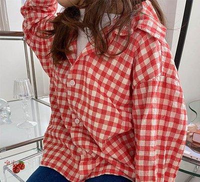啾米韓國童裝♪~21春~WITTY BOY~開心野餐襯衫~WB0204-52【8折】【17-19售價為740】