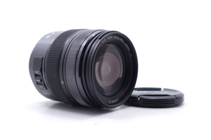 【台中青蘋果】Panasonic Lumix X 12-35mm f2.8 OIS 二手 鏡頭 #49889