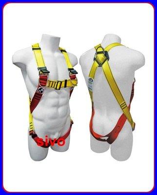 ☆SIVO電子商城☆ CT102 全身背負式安全帶/3D 材質:寬45mm 尼龍纖維 重量:1037g
