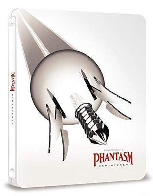 毛毛小舖--藍光BD 鬼追人 限量鐵盒版 Phantasm