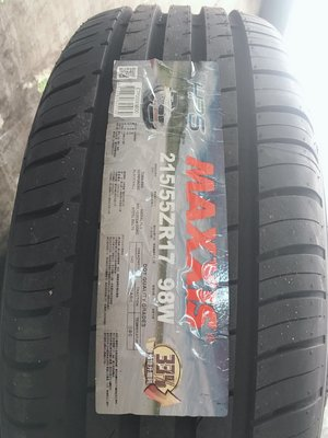 三重近國道 ~佳林輪胎~ 瑪吉斯 HP5 215/55/17 四條合購/條 四條含3D定位 另售 SP9 ZE914