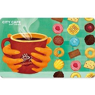 7-11 CITY CAFE 午茶時光 icash 2.0
