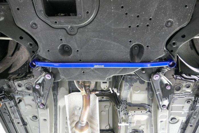 CS車宮車業 HARDRACE 豐田 TOYOTA RAV4 XA50 2019- 前下兩點拉桿 #Q0544
