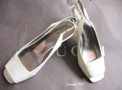 100%新 正版「Marc Jacobs」露趾 圓頭 漆皮 Sandals High Heel高跟涼鞋,2.5寸高,225/6.5號,長8.5寸,原$6,980