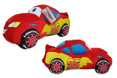 【卡漫迷】玩偶 ~ 42cm Cars 閃電麥昆 Mcqueen 絨毛娃娃 ~ 5 2 0 元