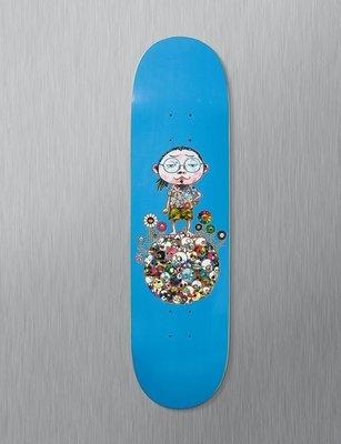 台灣公司貨  Vans Vault x Takashi Murakami 村上隆 人像滑板聯名 限量商品