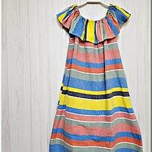 proud mary 平肩洋裝 渡假風洋裝 一字領洋裝摩洛哥製造 f