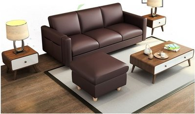 梳化 梳化床 多功能 真皮 真皮梳化 sofa 辦公室 梳化椅 西皮 彷皮 180328