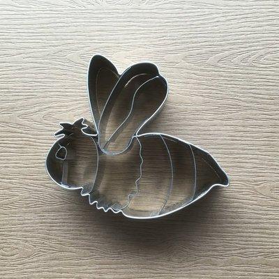 德國製 Stadter Cookie Cutter Bee 小蜜蜂餅乾 餅乾模型 新品