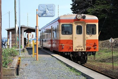 [玩具共和國] TOMIX 8605 ひたちなか海浜鉄道 キハ205