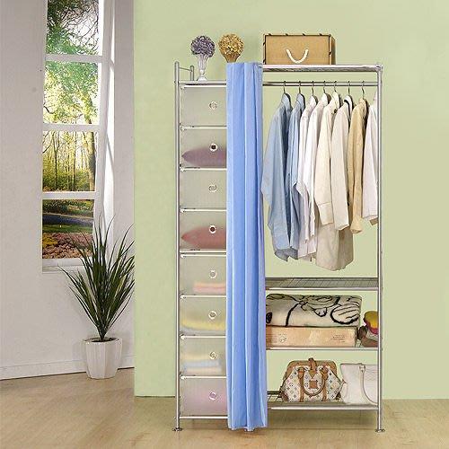 【中華批發網DIY家具】D-61-03-W4+PP型60公分衣櫥櫃-(前罩)不織布
