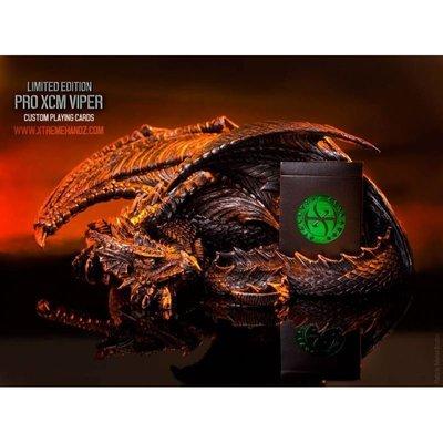 【USPCC撲克】DEVO Dominion PRO XCM VIPER DECKS 毒蛇 撲克牌