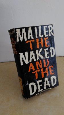 【英文舊書】[小說] The Naked and the Dead, Norman Mailer