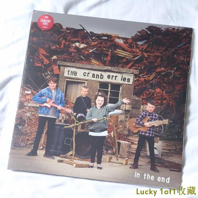 Lucky 1of1收藏現貨 The Cranberries In The End 限量 紅膠 LP  黑膠唱片